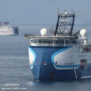 CGG Extends Seismic Vessel Deal with Shearwater in Brazil