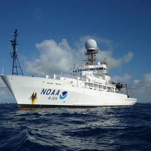 Thoma-Sea Marine Wins Deal to Build Pair of NOAA Oceanographic Ships