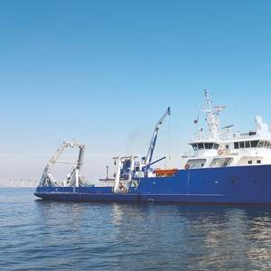 Sonardyne USBLs Installed on Brazilian Geoscience Vessels