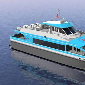 NCDOT to Start Ocracoke Express Ferry from May