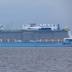 Royal Caribbean's Odyssey of the Seas Starts Sea Trials