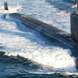 Future USS South Dakota Delivered to US Navy