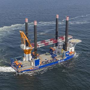 Van Oord Completes Belgium's Largest Offshore Wind Farm