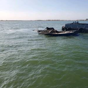 OSV Helps Put Out Boat Fire in Texas