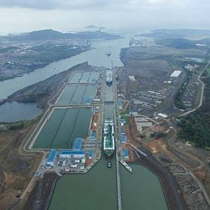 Panama Canal LNG Volume Soars as Global Demand Grows
