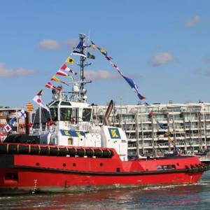 New Tug Named 'Southampton'