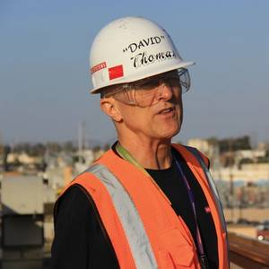 Shipbuilding: One-on-one with David M. Thomas, Jr.