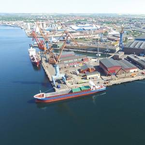 Shipbuilding in Sweden: Oresund Dry Docks