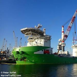Liebherr: Broken Hook Cause of Orion Crane Collapse