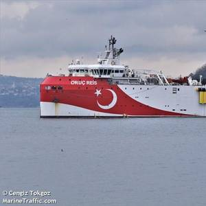 Greek, Turkish Warships in 'Mini-Collision' Amid Mediterranean Exploration Dispute