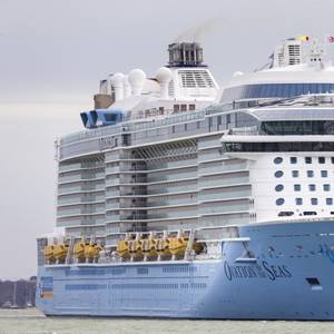 Gastro Outbreak on Ovation of the Seas