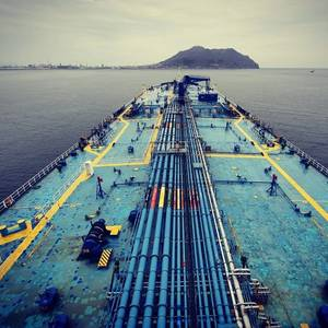 Performance Shipping Delivers Aframax Tanker