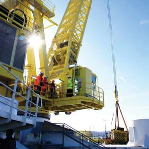 Maritime Consolidation: Palfinger Aims to Acquire Harding
