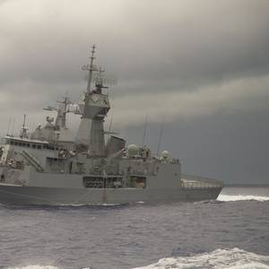 Australia Joins U.S. Ships in South China Sea Amid Rising Tension