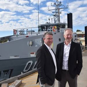 Austal COO Gregg Promoted to CEO