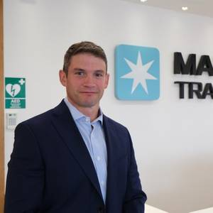 Ex-ROVOP Man Joins Maersk Training to Drive UK Growth