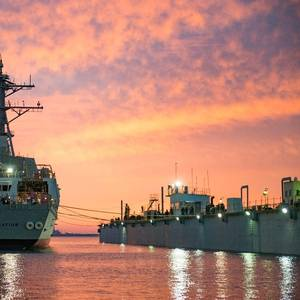Port Everglades to Commission USS Paul Ignatius