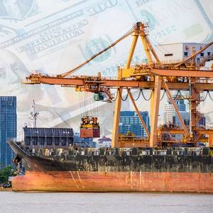 Container Shipping: China-US Box Rates Eclipse $20,000 Mark, a Record