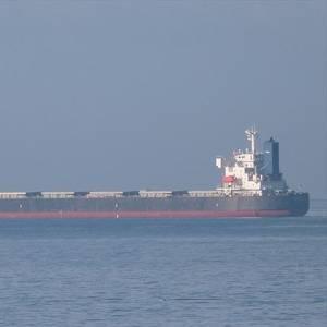 Bulk Carrier Crewman Medevaced Near Alaska