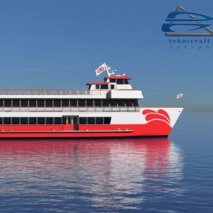 AAM Wins Hybrid Passenger Vessel Contract