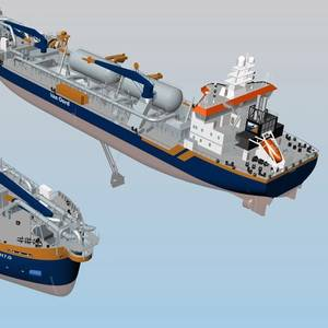 ABB Wins Dredger Package Deal
