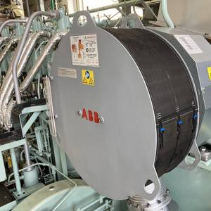 ABB's A255-L Turbocharger Makes Japanese Debut