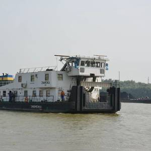 UDP Inks Deal to Upgrade the Engines of Its Pushboat Fleet