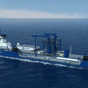 ABS to Class LNG Bunker Barge