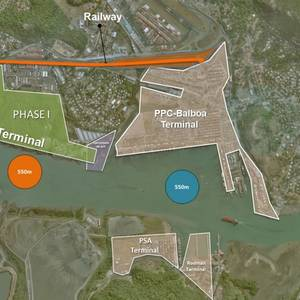 Panama Canal Taking Proposals for Corozal Container Terminal