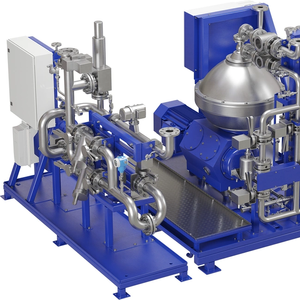 Alfa Laval's PureSOx Water Cleaning System