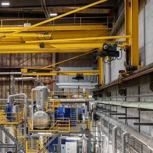 Alfa Laval Preps for Large-scale Methanol Testing