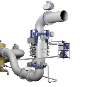 Alfa Laval Sees Greater Interest in High Flow BWTS