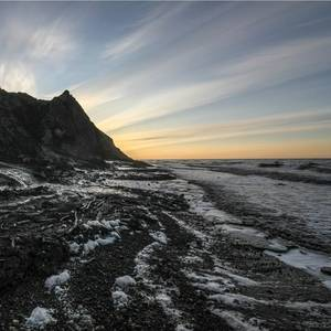 Retreating Arctic Coasts Cause Drastic Changes