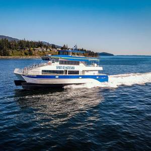 All American Marine Delivers New Alaska Tour Boat