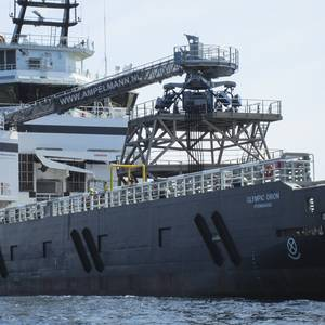 Ampelmann Secures North Sea Decommissioning Project