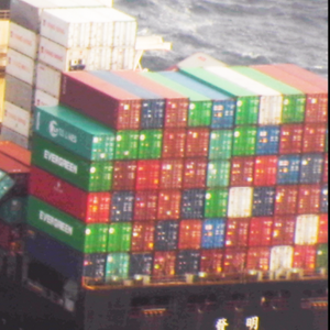 ROVs to Investigate Lost Shipping Containers