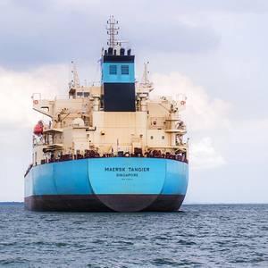 Maersk Sheds Oil Tanker Division