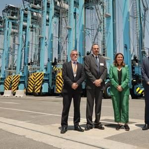 APM Terminals Invests in Barcelona Port