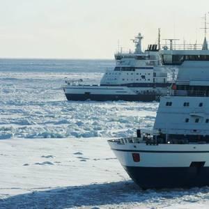 Finland's Icebreaking Season is Underway