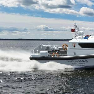 Turkish Coastguard Orders 122 Patrol Boats