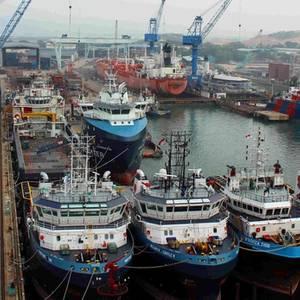Fire Kills Five at ASL Marine's Batam Shipyard