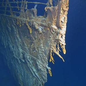 First Manned Dive to the Titanic in 14 Years