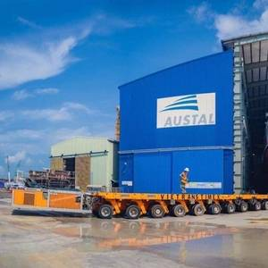 Austal Vietnam Launched Its First Vessel