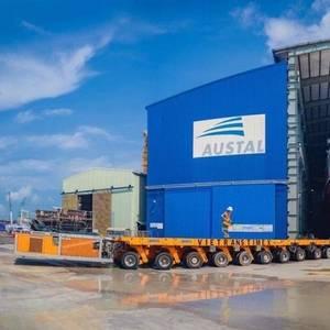 Austal Vietnam Launched Its First Vessel