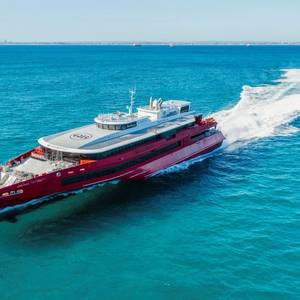 Austal Delivers Newbuild to Japan's JR Kyushu Jet Ferry