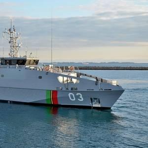 Australia Gifts Newbuild Patrol Boat to Vanuatu