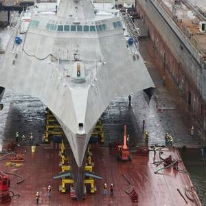 Austal USA Wins $43 Million LCS Services Contract