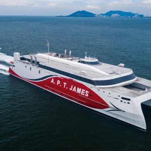 Austal's Vietnam Yard Delivers Its First Newbuild