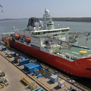 Sea Trials for Australia's New Icebreaker Delayed Due to COVID-19
