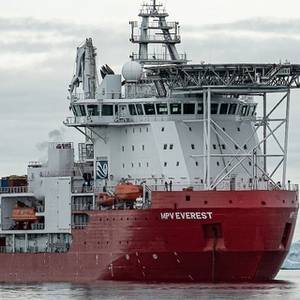 Antarctic Supply Ship Returns to Australia After Engine Room Fire